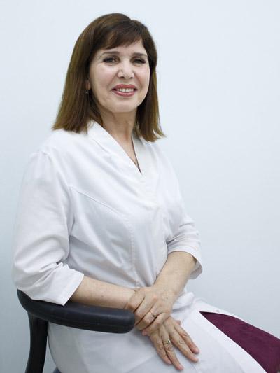 Мамедова Эльмира Мамедовна